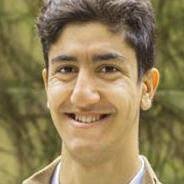 Portrait of Marc Bishara
