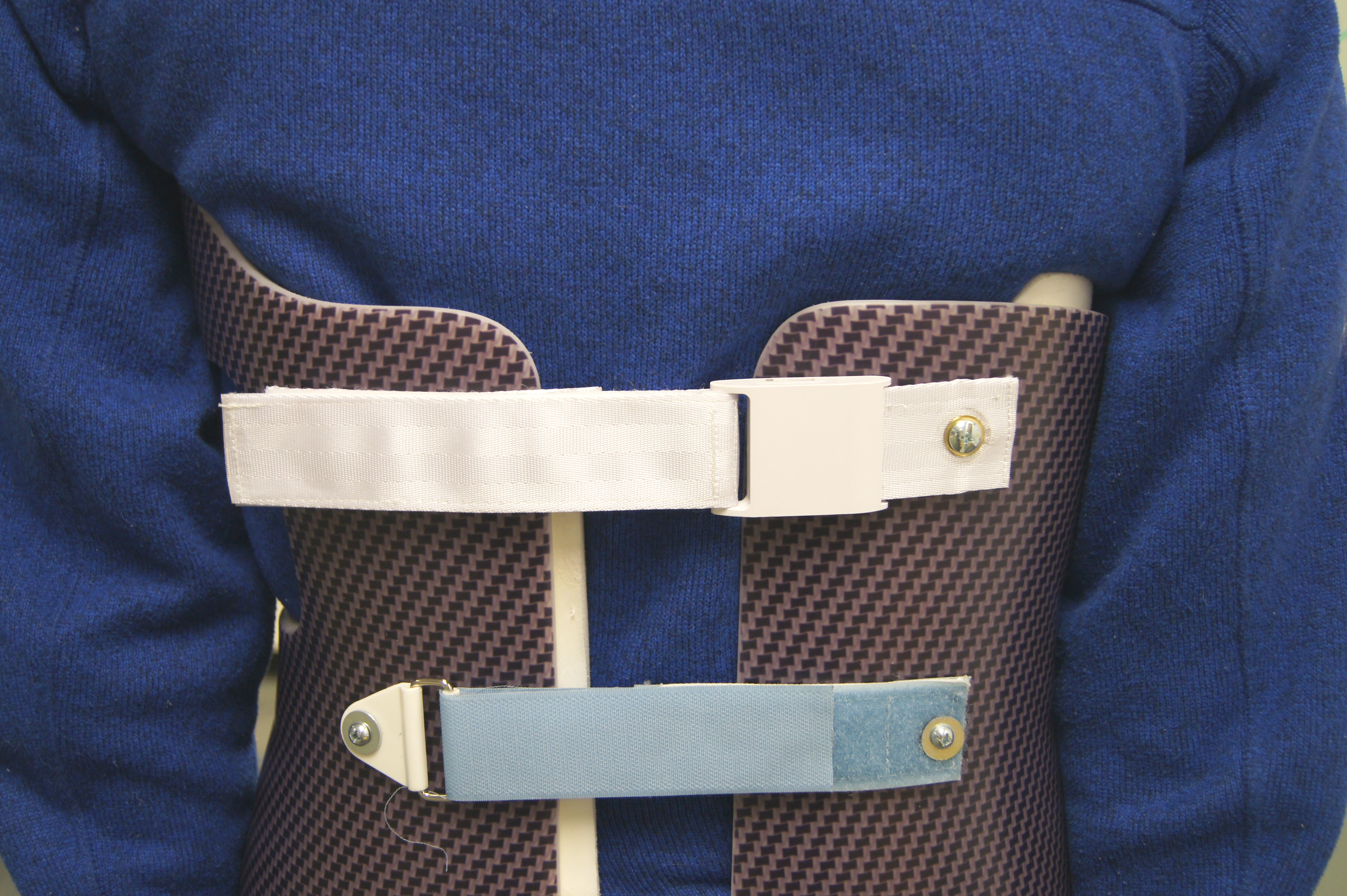 Photo of the Wellinks Smart Strap device