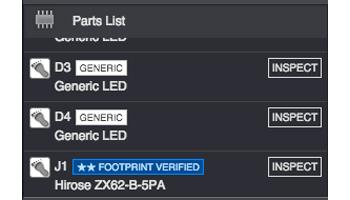Parts List feature image