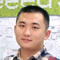 Portrait of Eric Pan