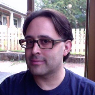 Portrait of Jesse Vincent