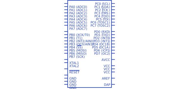 Pdf atmega16 datasheet