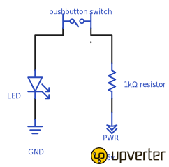 jmsaavedra / Power, Switch, LED